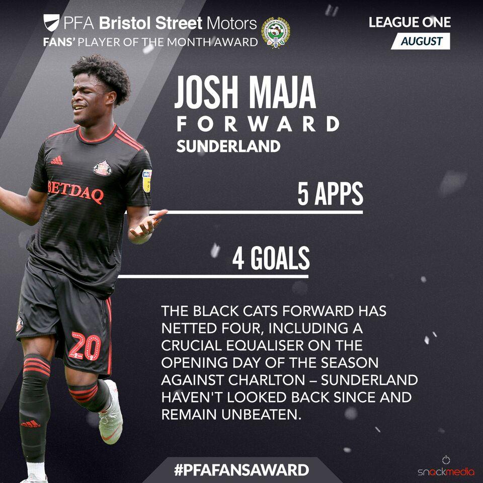 Josh Maja