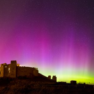 Bamburgh Northern Lights.jpg